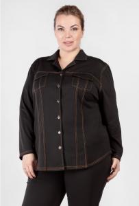 Блузка (BL59006BLK01S)