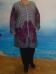 """Кардиган """"Лиловый шик"""" (милано) (Smart-Woman, Россия) — размеры 60-62, 64-66, 68-70"""